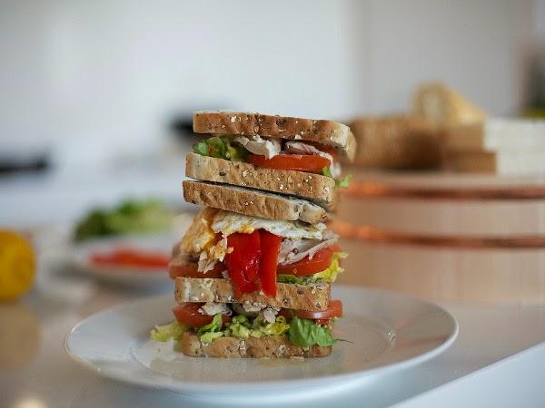7 Recetas de sandwiches con sobras de pavo asado
