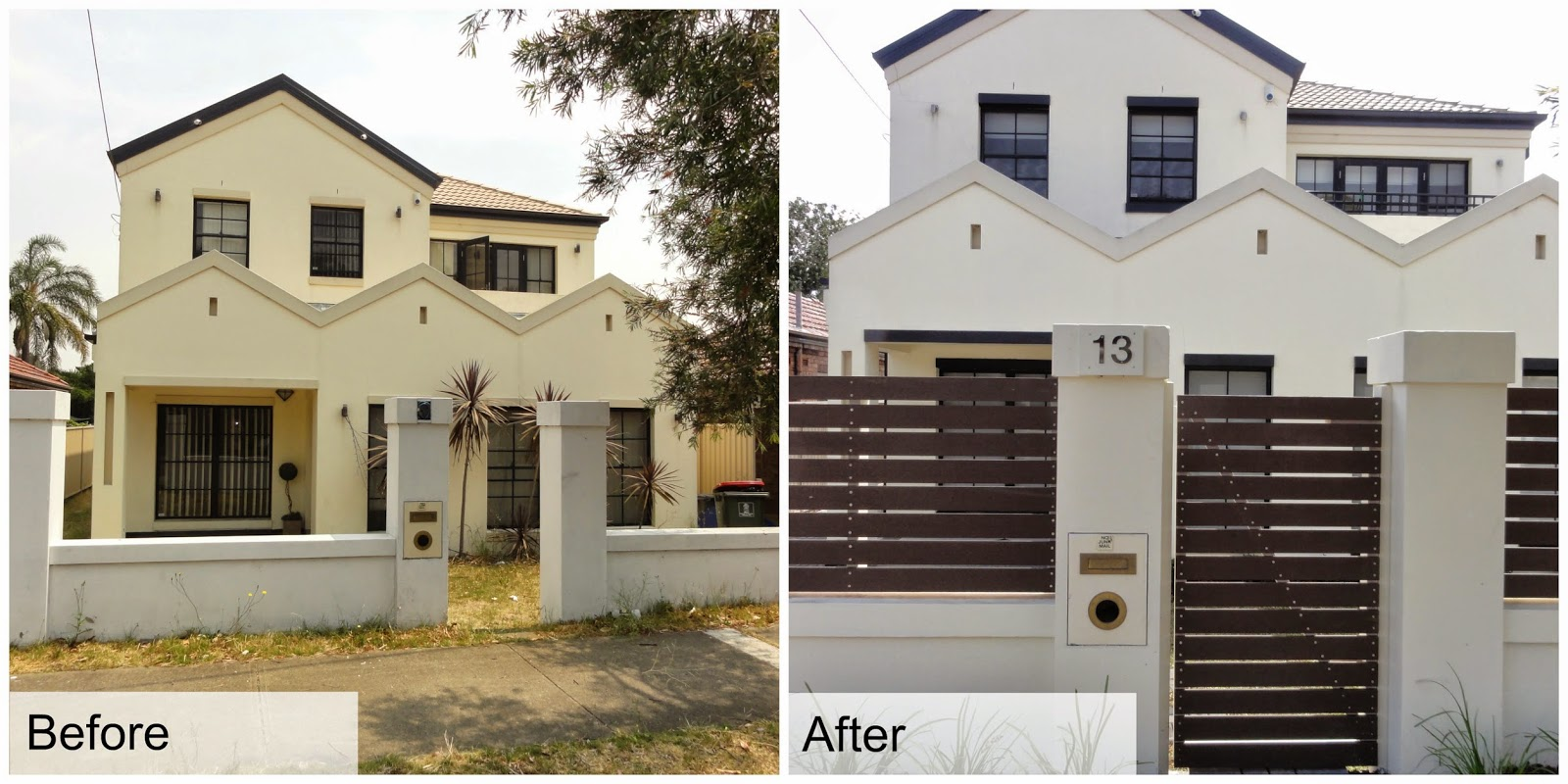 Luxaflex australia selling houses australia renovation for Renovated homes before and after photos