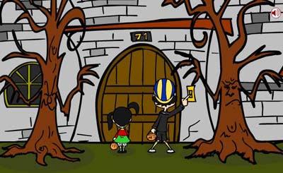El Chavo y la casa embrujada