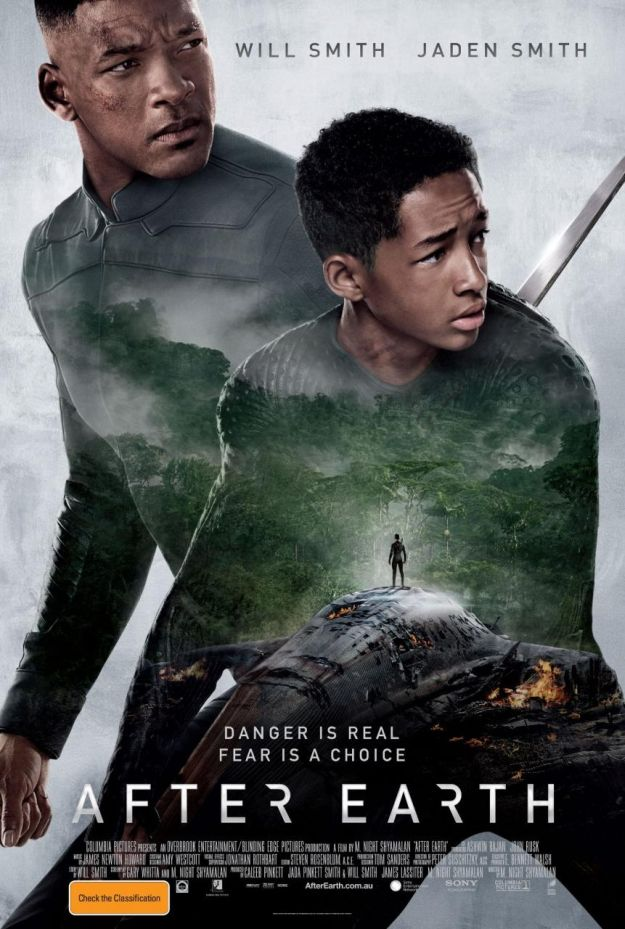 Después De La Tierra (After Earth) 2013