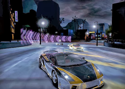 nfs carbon, be pc car racing game, top video game, amazing gameplay