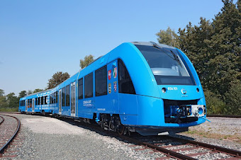 El primer tren alimentado por hidrógeno entrará en servicio en Alemania dentro de un año