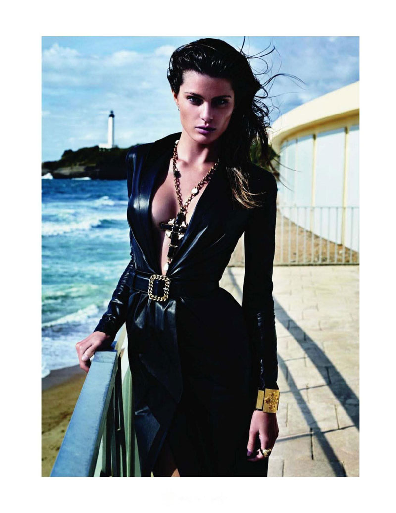 Fashionable Hairs Isabeli Fontana by Mario Sorrenti 03