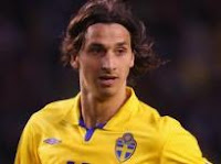 sweden team captain zlatan ibrahimovic