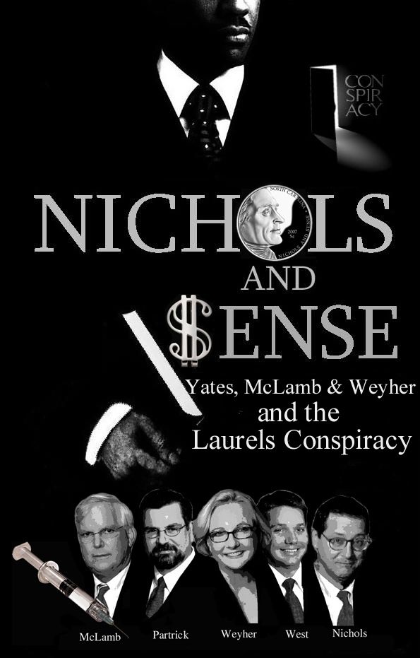 Yates, Mclamb and Weyher-The Laurels Conspiracy