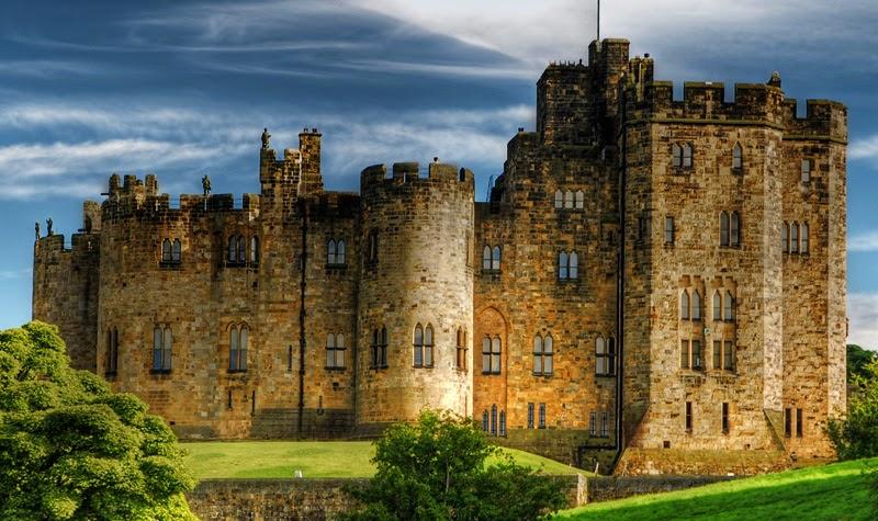 Alnwick Castle Vampire
