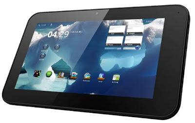 HANNspree HANNSpad SN70T3 Android