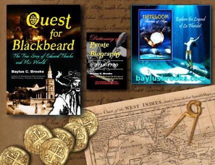 Maritime Historian Baylus C. Brooks