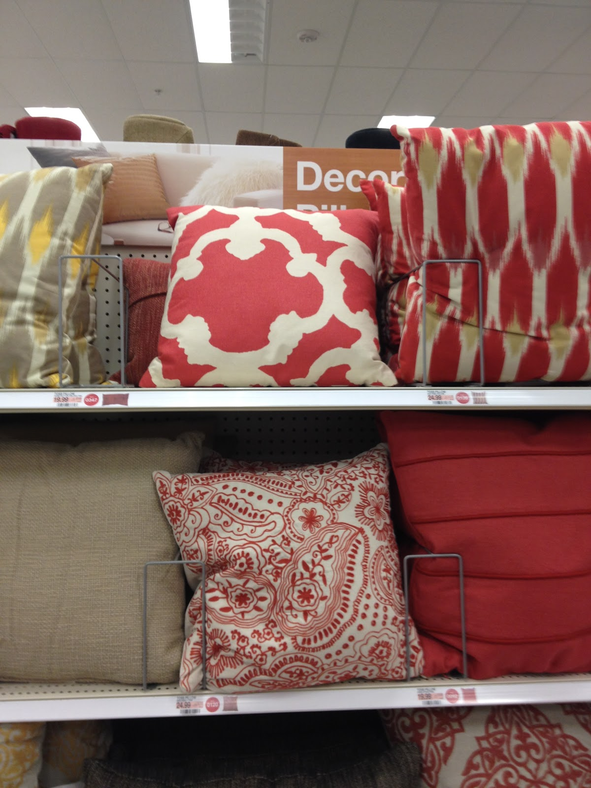 loft & cottage: target's getting their pillow act together