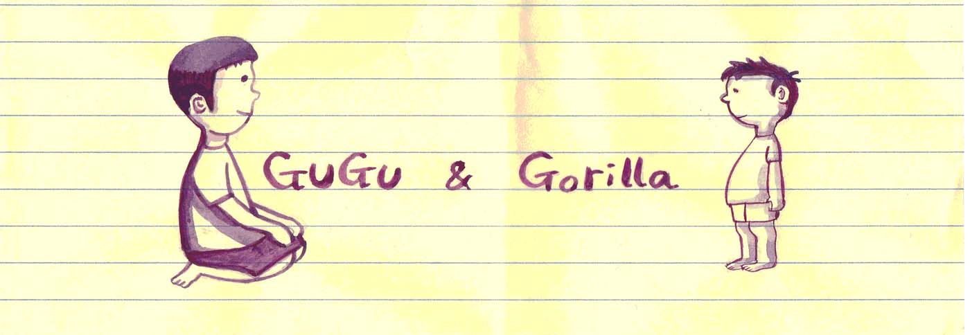 gugu and gorilla