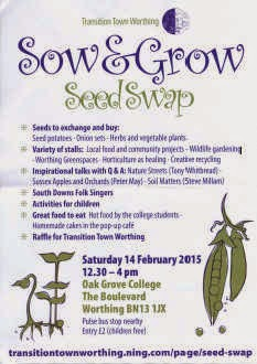 Sow and Grow poster