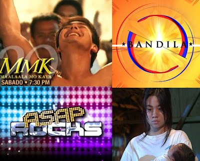 Coco Martin, ASAP, Bandila, Sharlene San Pedro Nominated at the 17th Asian Television Awards 2012