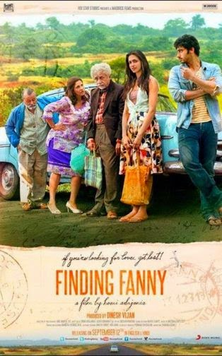 Finding Fanny (2014) DVDRip 300MB at world4free.cc