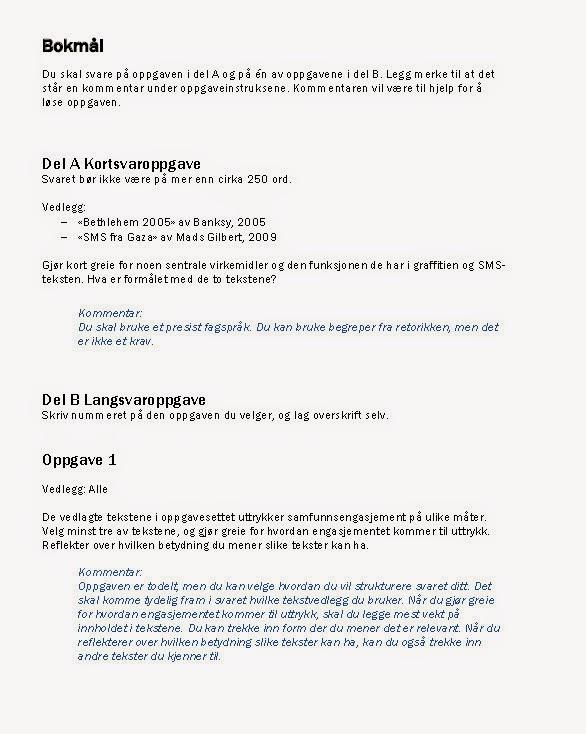 essay eksempel norsk Hva er typisk norsk essay writer hilo: hva er typisk norsk essay writing szcontractingcom hva er typisk norsk essay writing essay eksempel norsk typisk norsk.