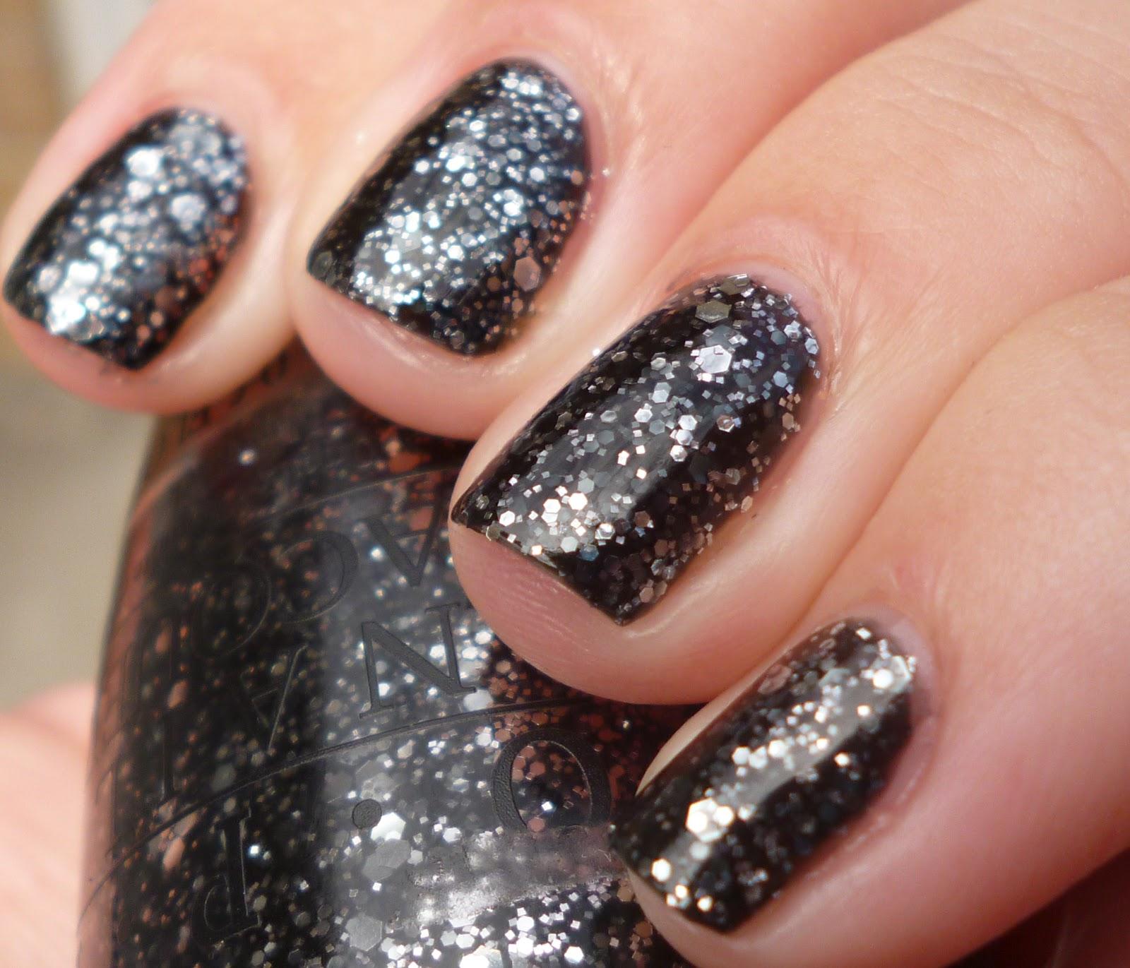Nail Polish Anon: China Glaze Haunted Vs OPI Metallic 4 Life