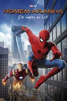 Homem-Aranha: De Volta ao Lar Torrent – BluRay 720p/1080p Dual Áudio