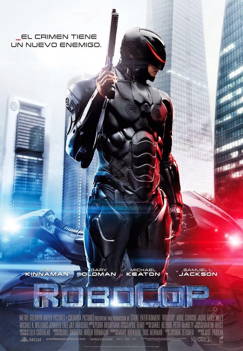 Robocop(2014) Crítica