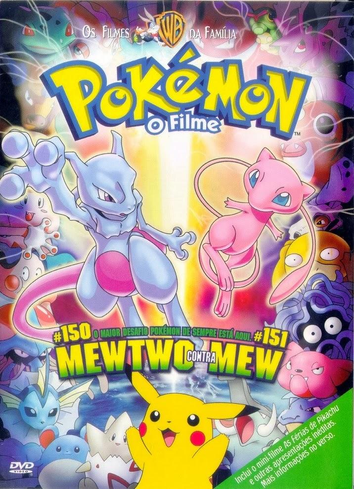 Pokémon: O Filme – Dublado (1999)