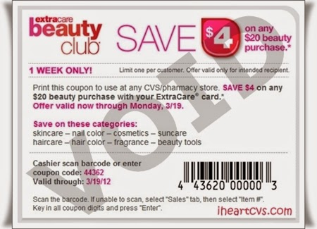 photo relating to Cvs Printable Coupons named Cvs printable discount coupons might 2018 - Beauty freebies united kingdom
