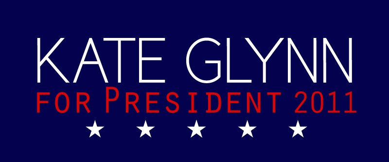 Kate Glynn for President