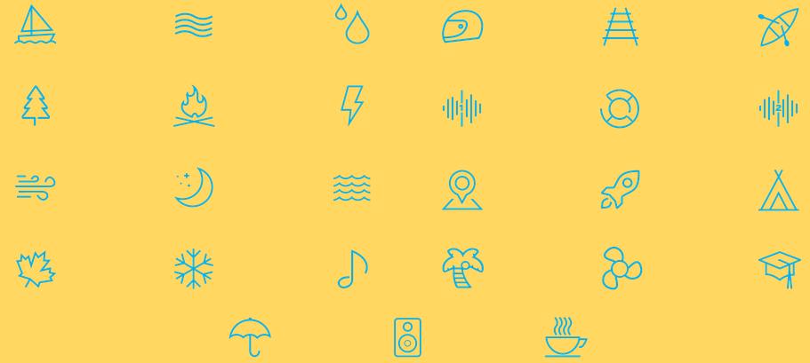 Природные, Городские и Инструментальные звуки
