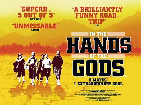 FILM, GOD'S HAND, IN THE GOD'S HAND