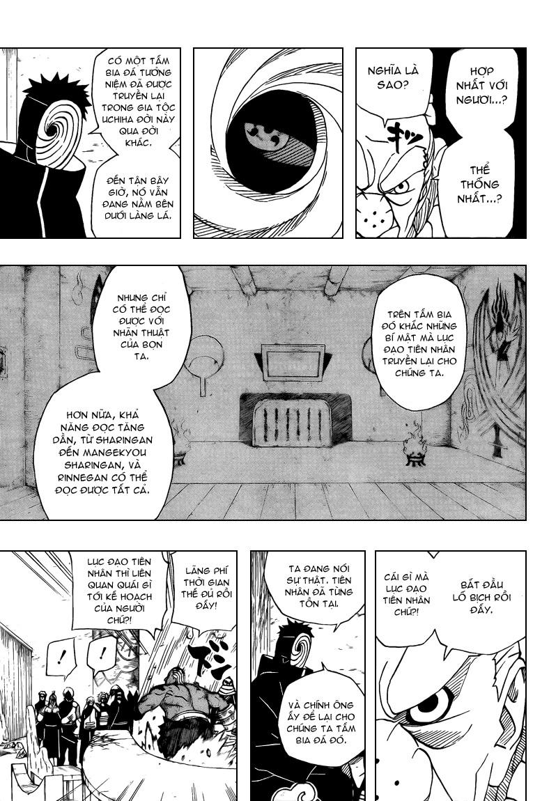 Naruto chap 467 Trang 13 - Mangak.info