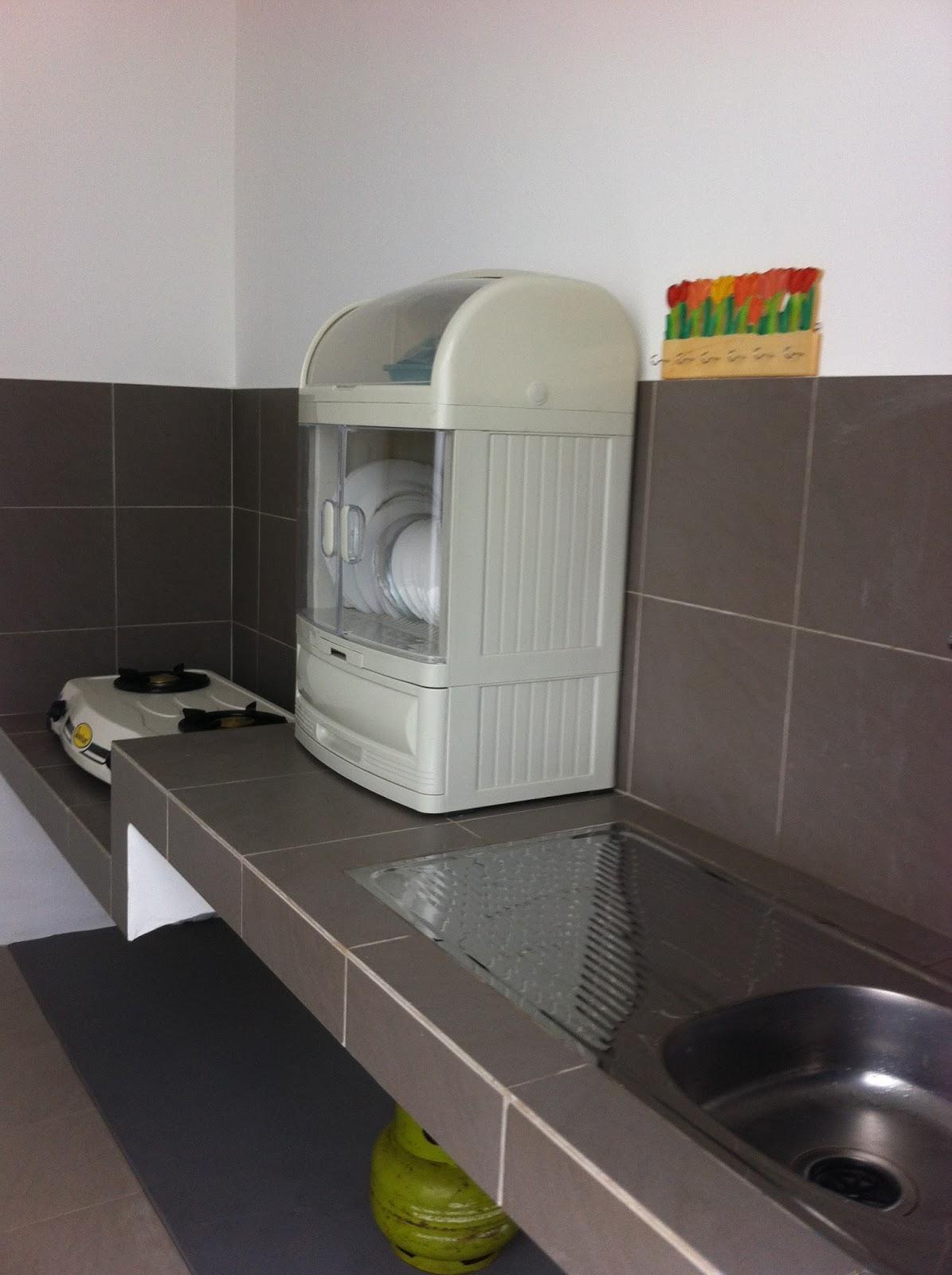 Oputcakra Membuat Dan Mendesain Kitchen Set Ala Ikea