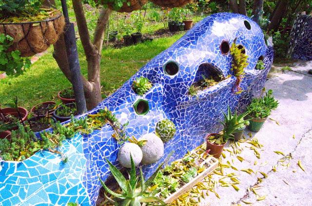 Jardín de la Oca, Toti Martínez de Lezea, Keko Alonso