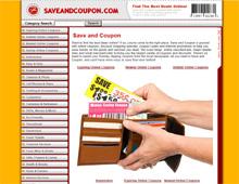 SaveAndCoupon.com search redirect virus
