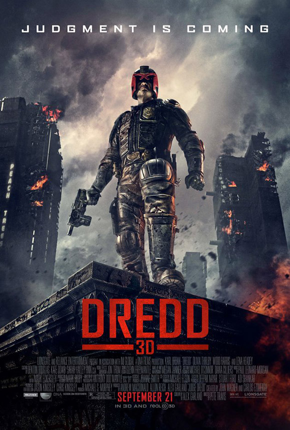 Watch Dredd 3D Movie Online Free 2012