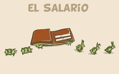 Salarios en Colombia