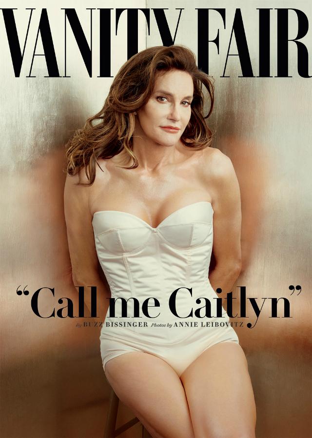 Caitlyn Bruce Jenner en Vanity Fair