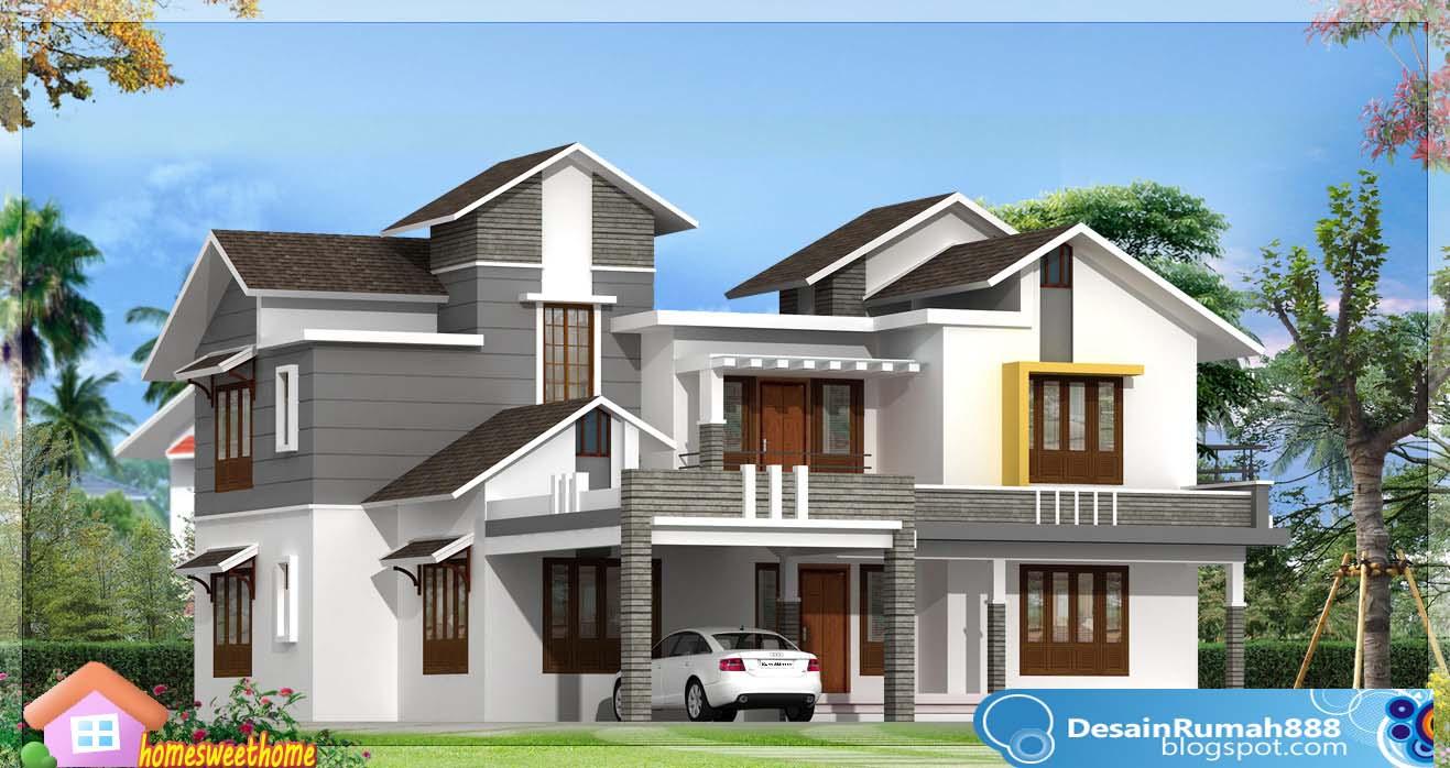 desain rumah terbaru 2014 desain rumah 888