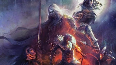 Castlevania: Lords Of Shadow - Mirror Of Fate Art