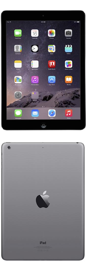Apple® iPad Air 2 128GB Wi-Fi - Space Gray