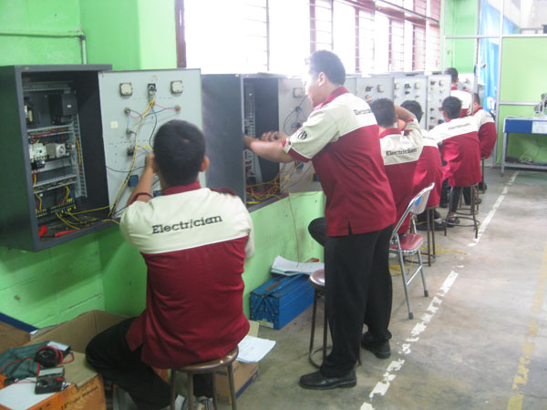 Kursus Panel Kontrol Listrik