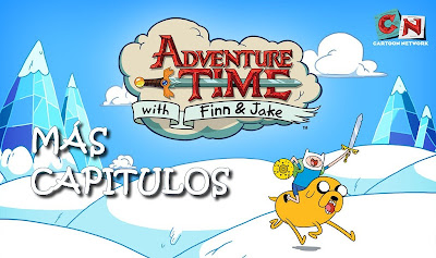 VER HORA DE AVENTURA online gratis (Audio Latino) ~ Todo CartOon