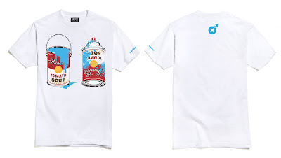 The Hundreds Ten Year Top Ten T-Shirts Collection - Cans