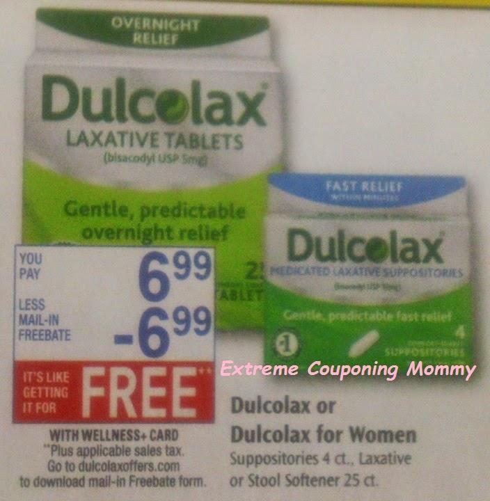 Dulcolax Coupons 2014