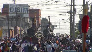 procesion ciudad guatemala