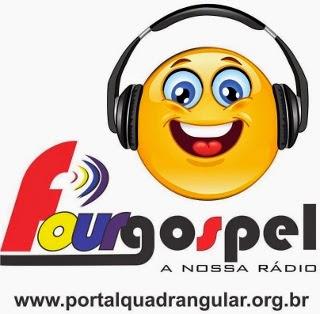 Web Rádio Quadrangular Four Gospel de Curitiba PR ao vivo