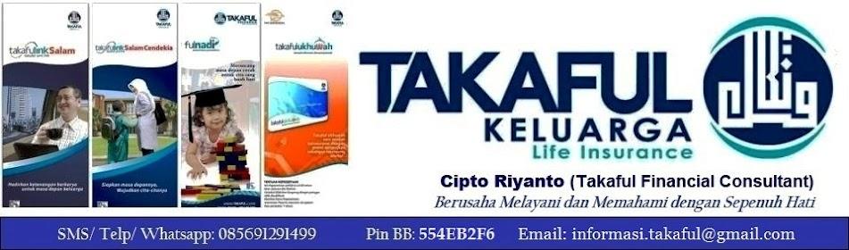 Agen Asuransi Takaful Wilayah Cibubur dan Sekitarnya