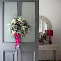 decorar recibidores navideños