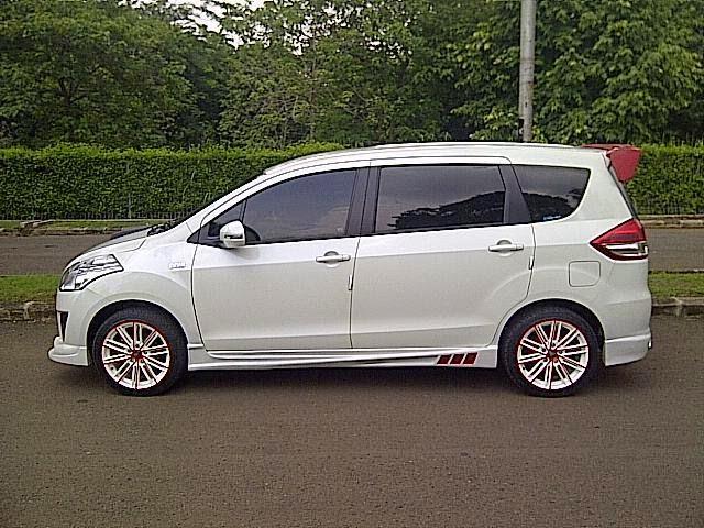 Modifikasi Mobil Suzuki Ertiga GX
