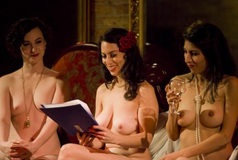 More Hot Pictures From Un Poco De Pics Con Arte Hollywood Naked Girls