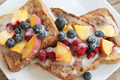 Homemade French Toast Recipe