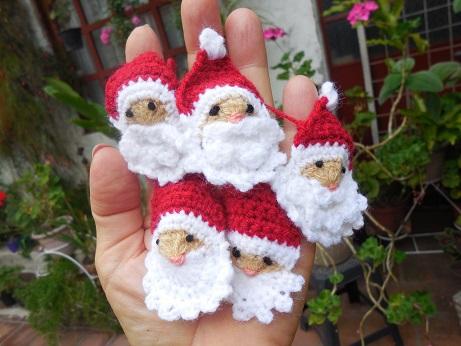 Amigurumis Navidad 2015 : Amigurumis amorosos noviembre