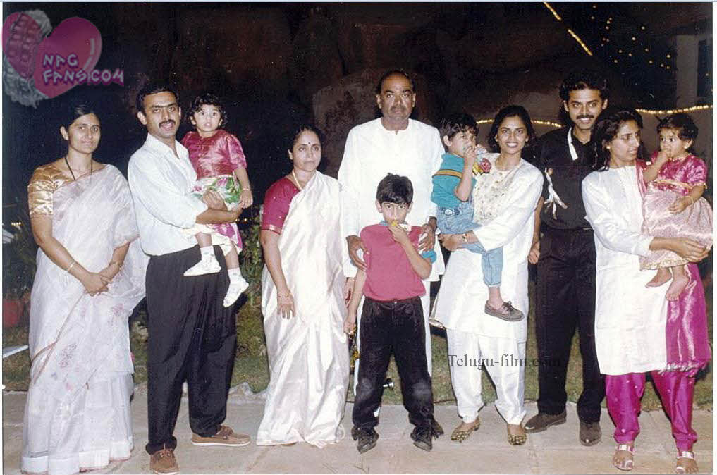 Venkatesh Wife And Family Pictures, Photos, Images, Wallpapers.