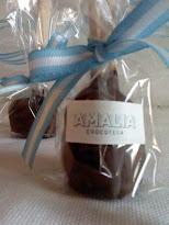 Chocolate a la crema para taza
